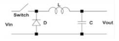 Buck Switched Mode Power Supply Topology