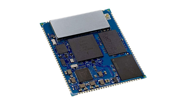 Meet the ALL NEW Digi ConnectCore 8M Mini SOM for Industrial Applications