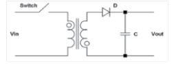 Flyback Switched Mode Power Supply Topology