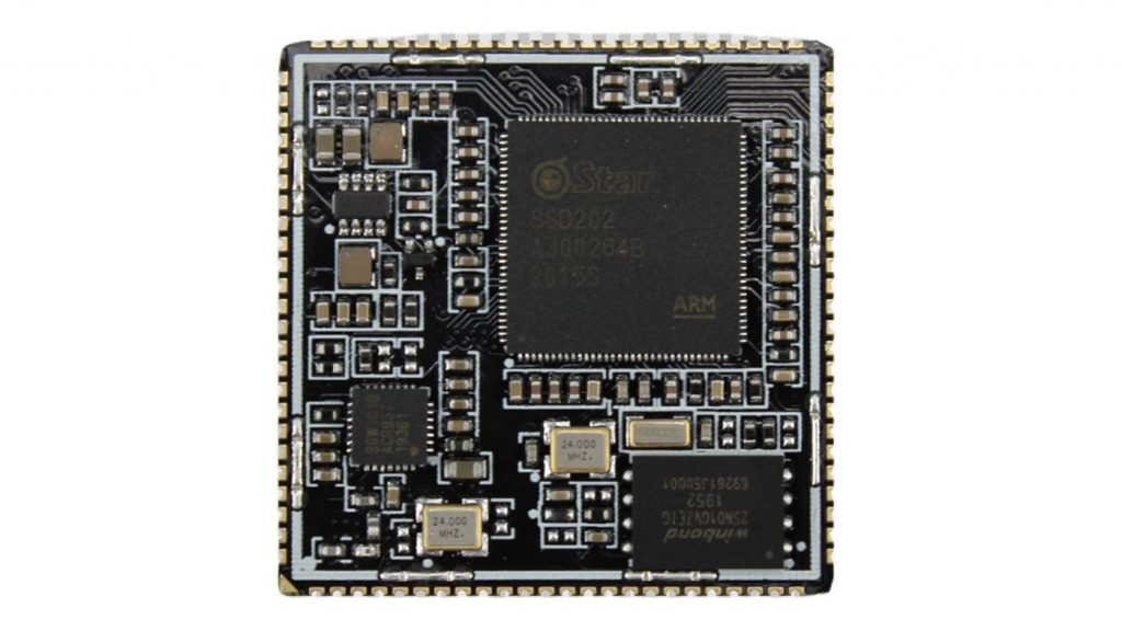 Seeed Studio introduces SSD202 SoC powered ultra-small system on module