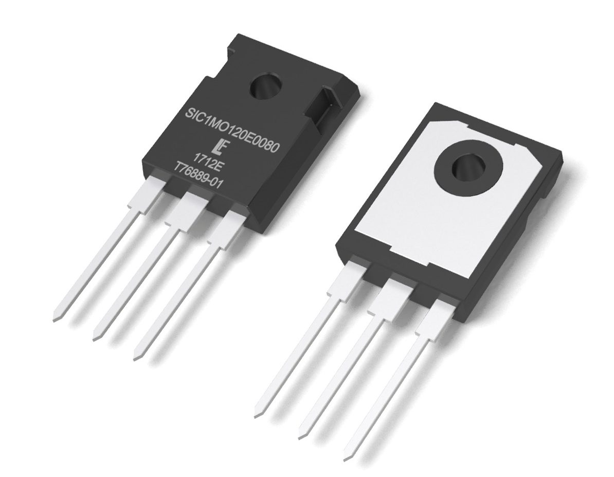 Silicon Carbide (SiC) Ultra-Fast Switching MOSFETs – LSIC1MO Series