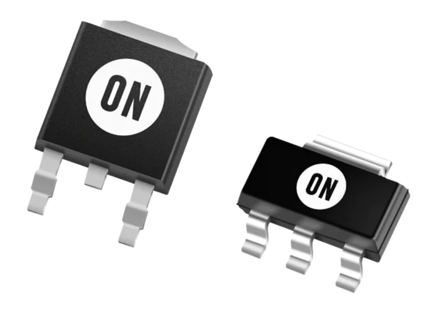 ON Semiconductor NCP1117 LDO Regulators – 1 A, Fixed and Adjustable, Positive