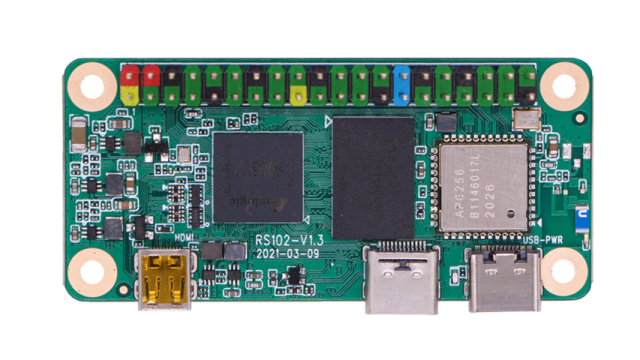 Meet the ALL NEW Radxa Zero, An Alternative To Raspberry Pi Zero