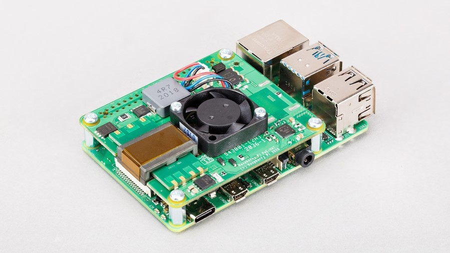Get the All NEW Raspberry Pi PoE+ HAT for $20