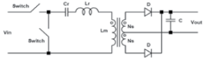 Resonant LLC Switched Mode Power Supply Topology