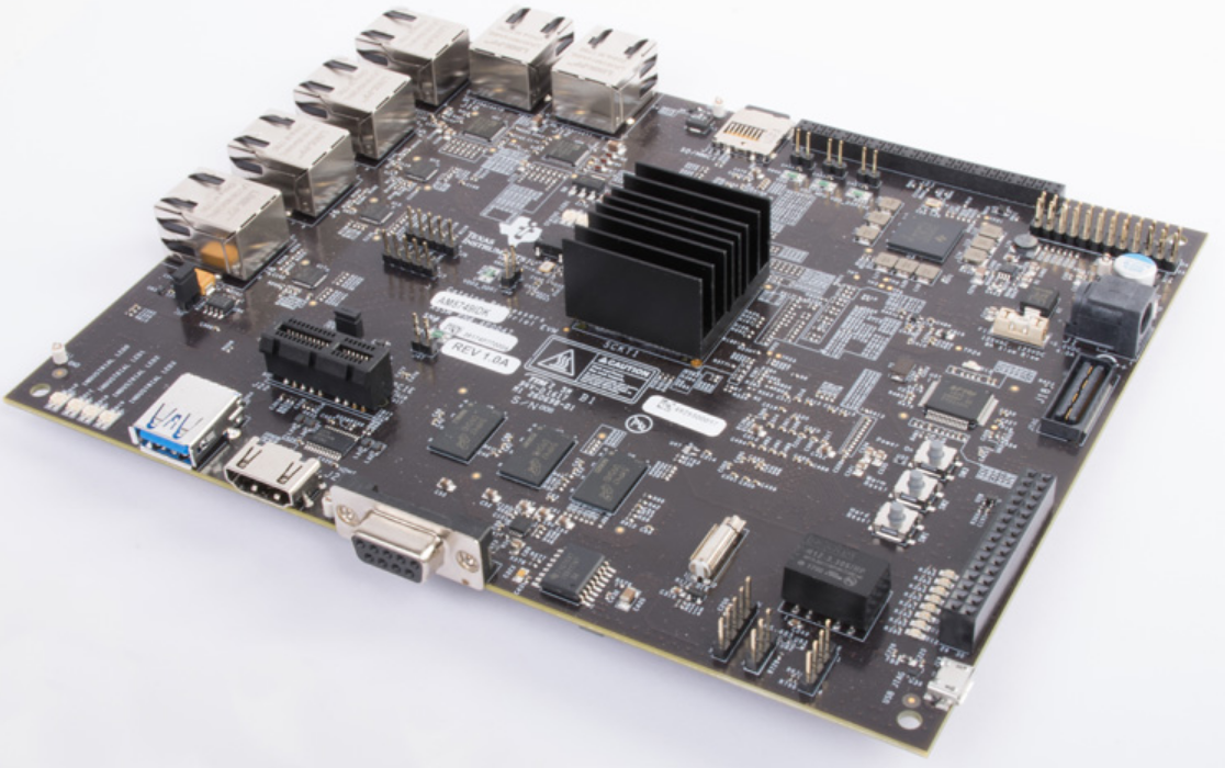 TIDEP-01004 – Machine learning inference for embedded applications reference design