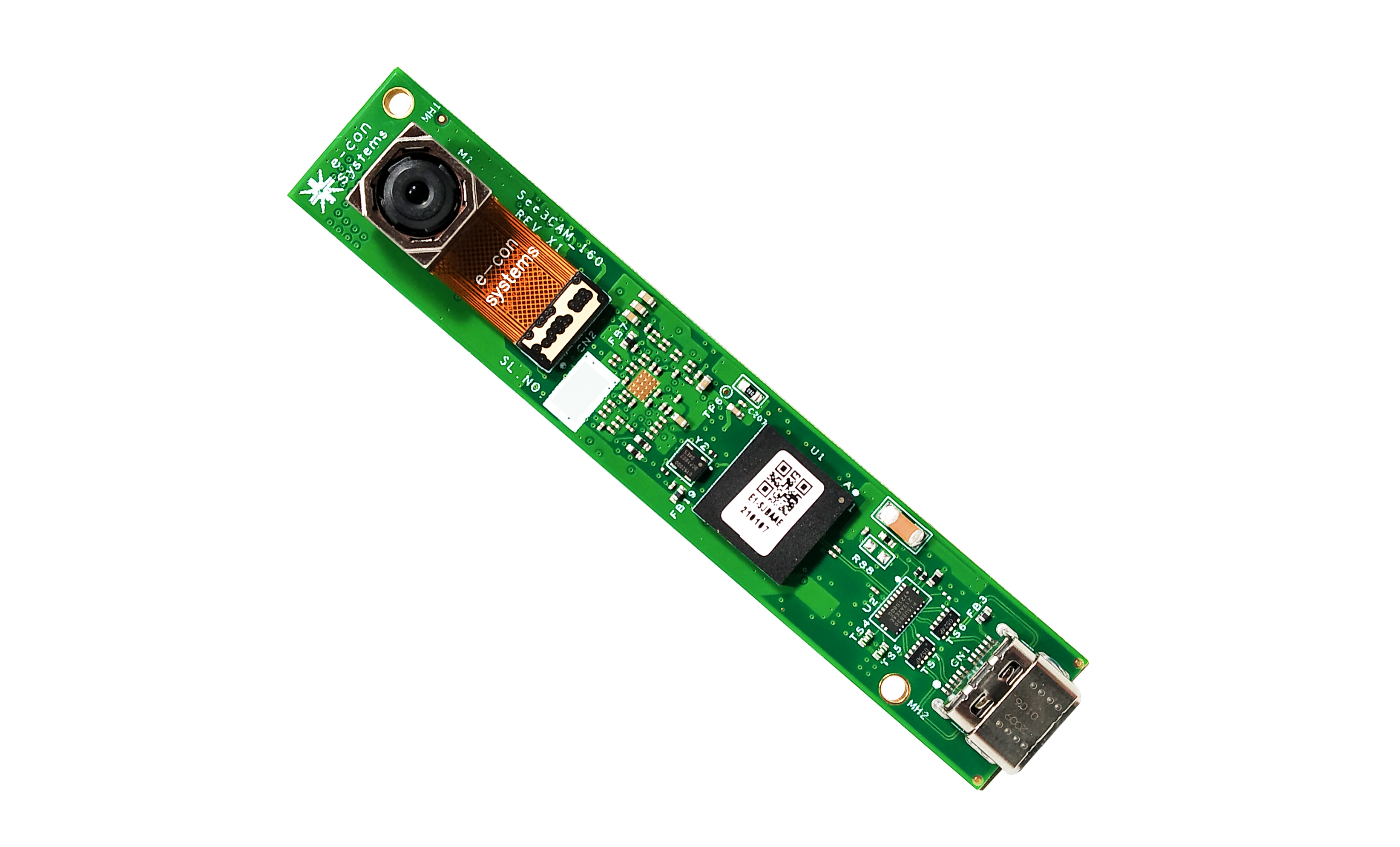 e-con Systems launches 16 Megapixel Autofocus USB3 Camera based on SONY IMX298