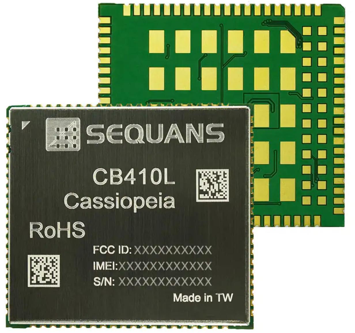 Cassiopeia CB410L CBRS Module