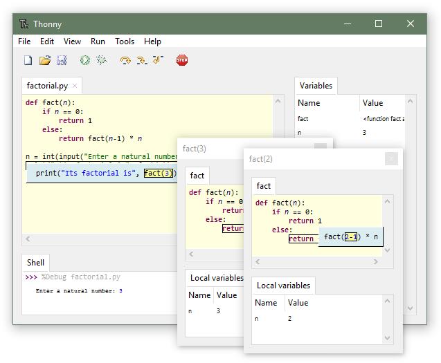 Thonny Code Editor for Wio RP2040 Mini Development board