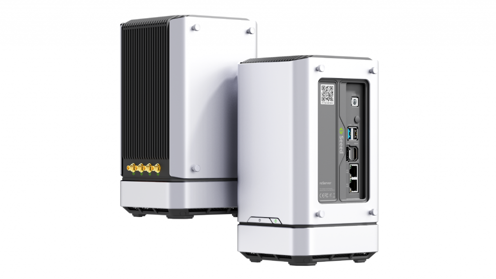 Seeed Studio reServer: A Mini Edge Server for High Performance Computing Applications
