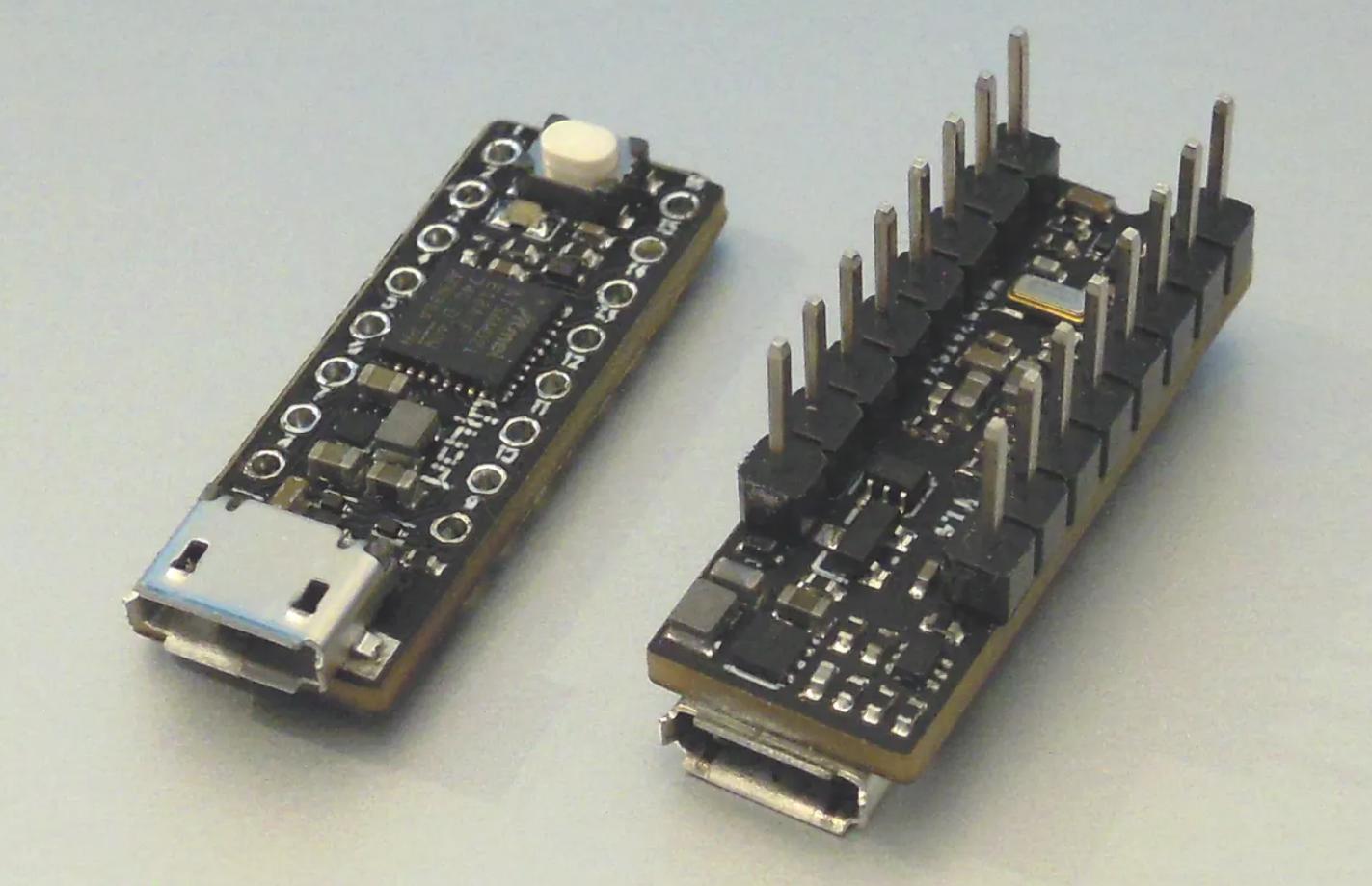 Crowd Supply ITACA Innovation uChip Microcontroller Board