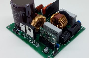 300W Off-line Power Factor Correction (PFC) Boost Converter