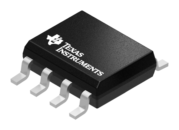 Texas Instruments TMCS1107 Hall-Effect Current Sensor is galvanically isolated