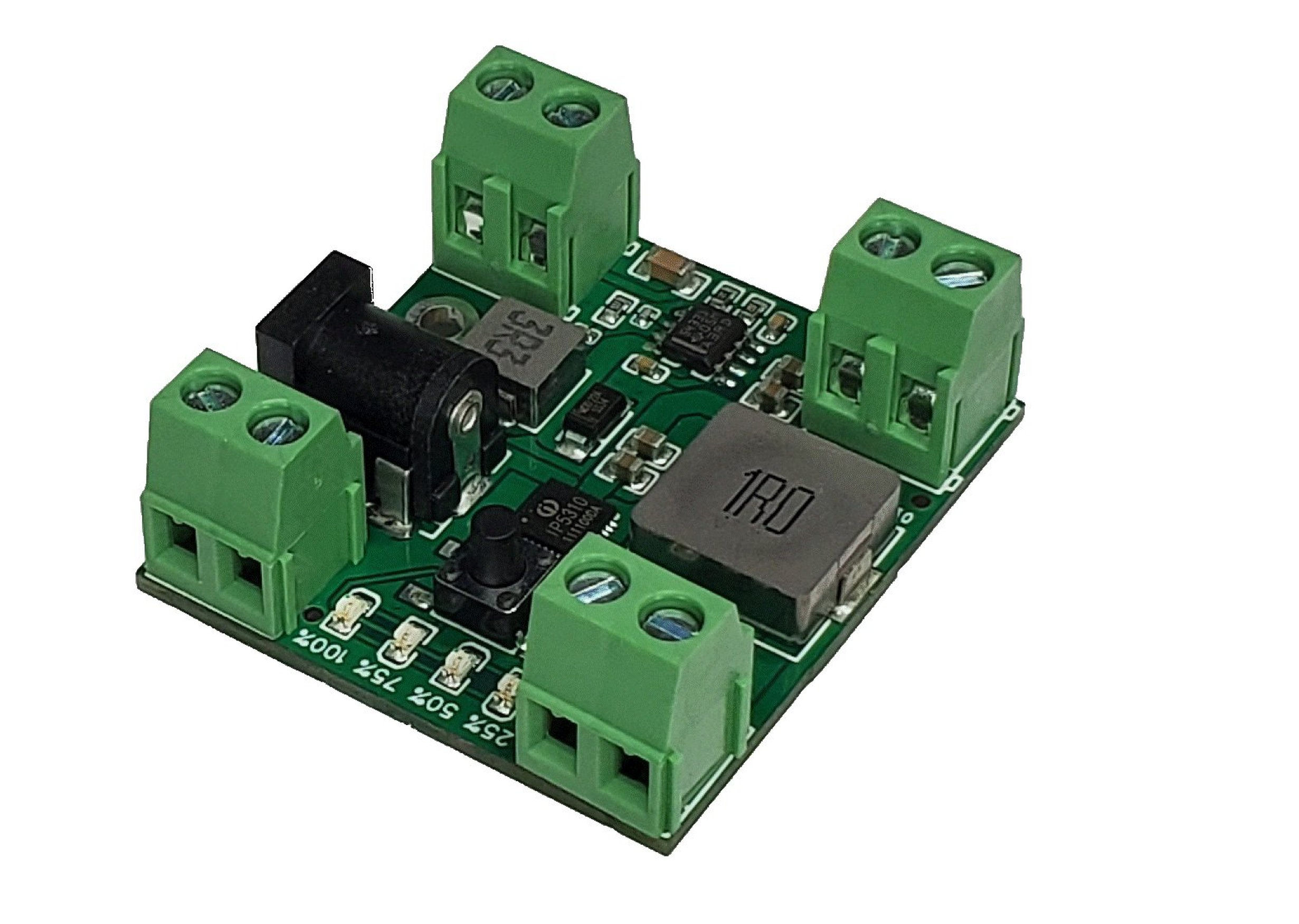 Lithium Battery Battery Management System with 3A Dual Output