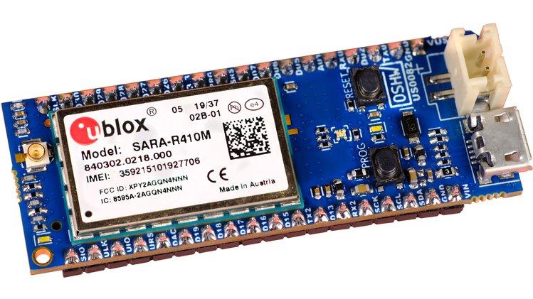 Open Source Arduino-compatible Cellular IoT Hardware Development Platform