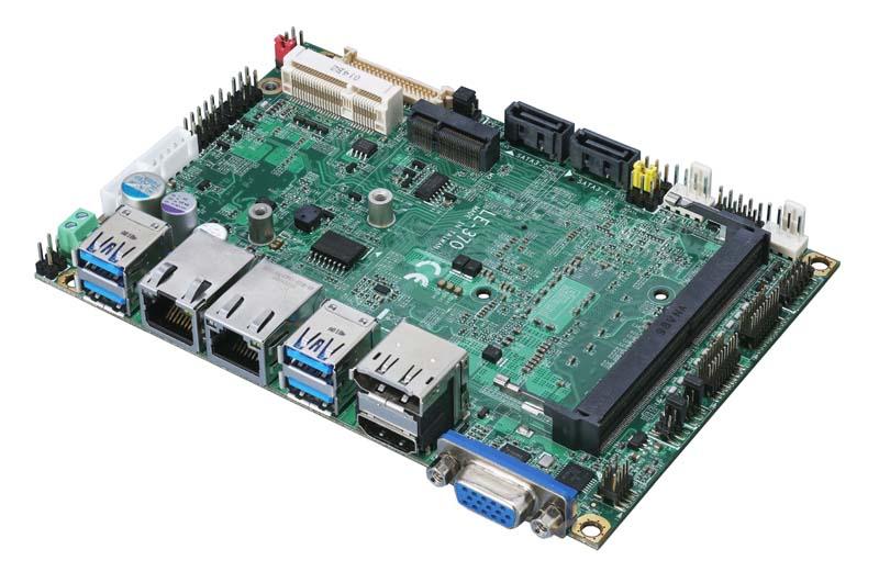 LE-37O – 3.5 inch Miniboard Intel® Tiger Lake UP3 Processor