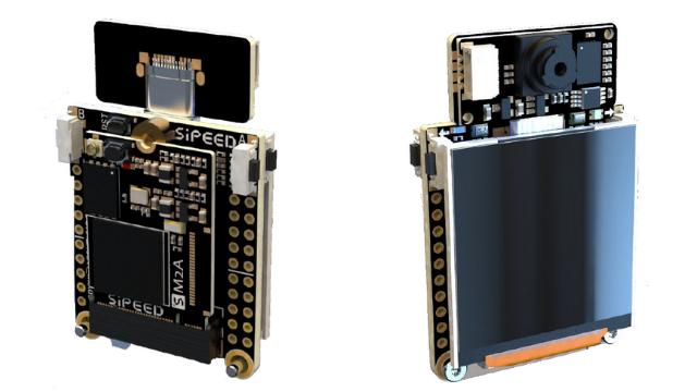 Sipeed's R329 Camera Board Features ARM China Zhouyi AIPU AI Accelerator