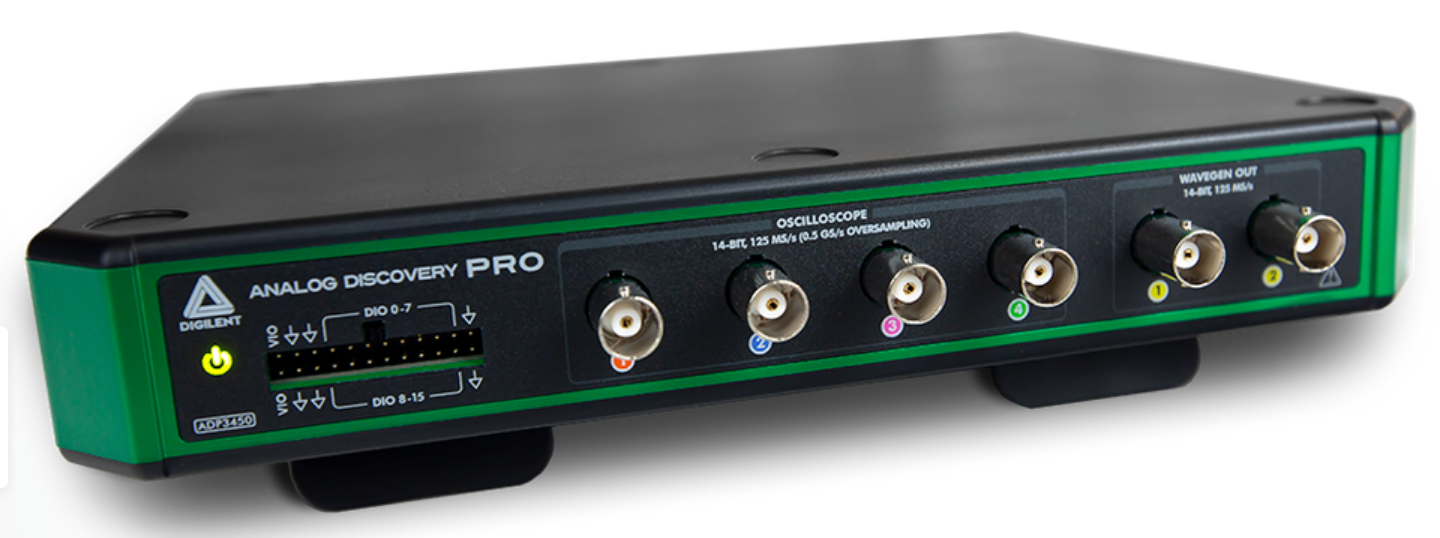 Win an Analog Discovery Pro ADP3450 worth $1295