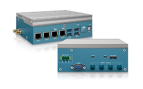 Vecow Launches EAC-2000 Series NVIDIA Jetson Xavier Fanless Embedded System