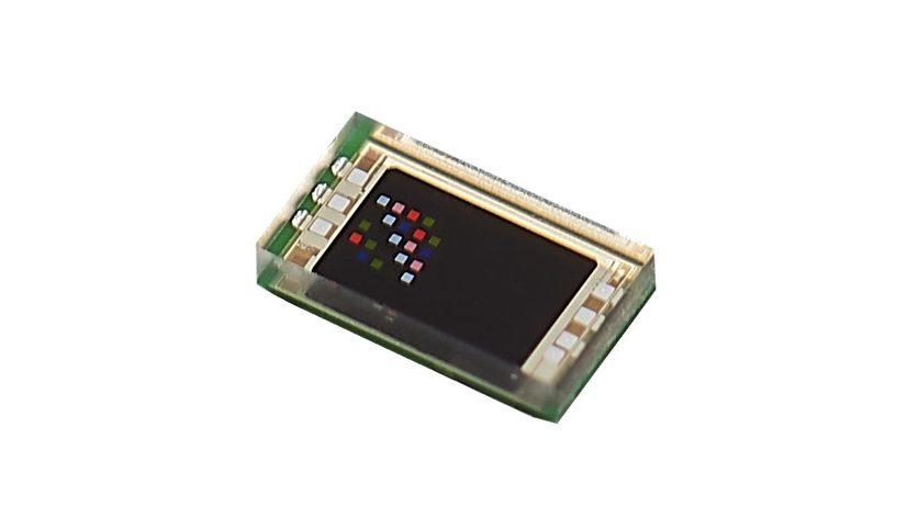 VD6283TX Hybrid Filter Multispectral Sensor