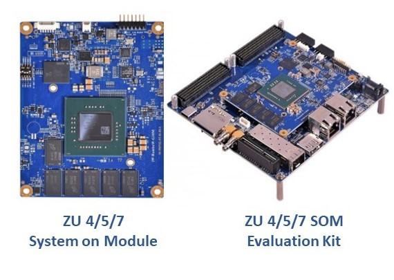 VxWorks on Zynq UltraScale+ MPSoC