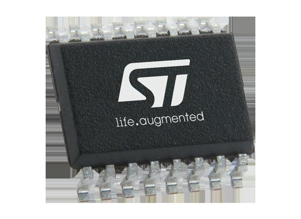 STDRIVEG600 Gate Driver for GaN Transistors