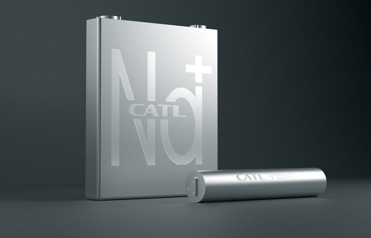 CATL Releasing their Fast-charging First Generation of Sodium-ion Batteries