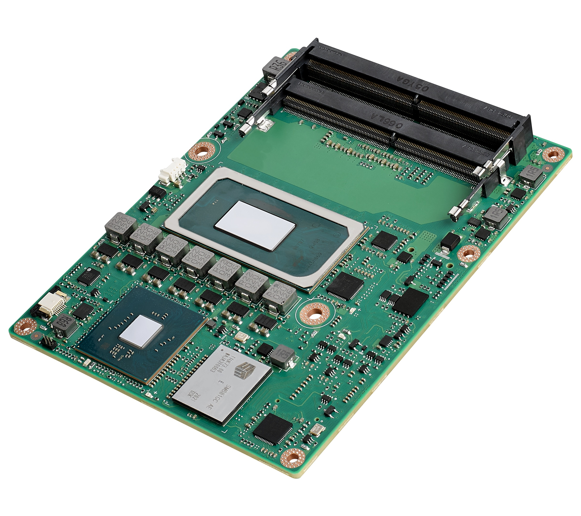 SOM-5883 with 11th Gen. Intel® Core™ Processors Empower Breakthrough Performance and Next Gen. I/O Expansion