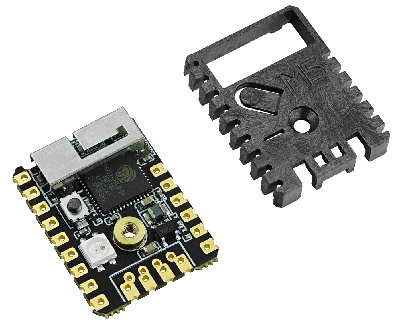 M5Stack's New Cost-effective 'plug-and-play' ESP32 miniature module – STAMP PICO
