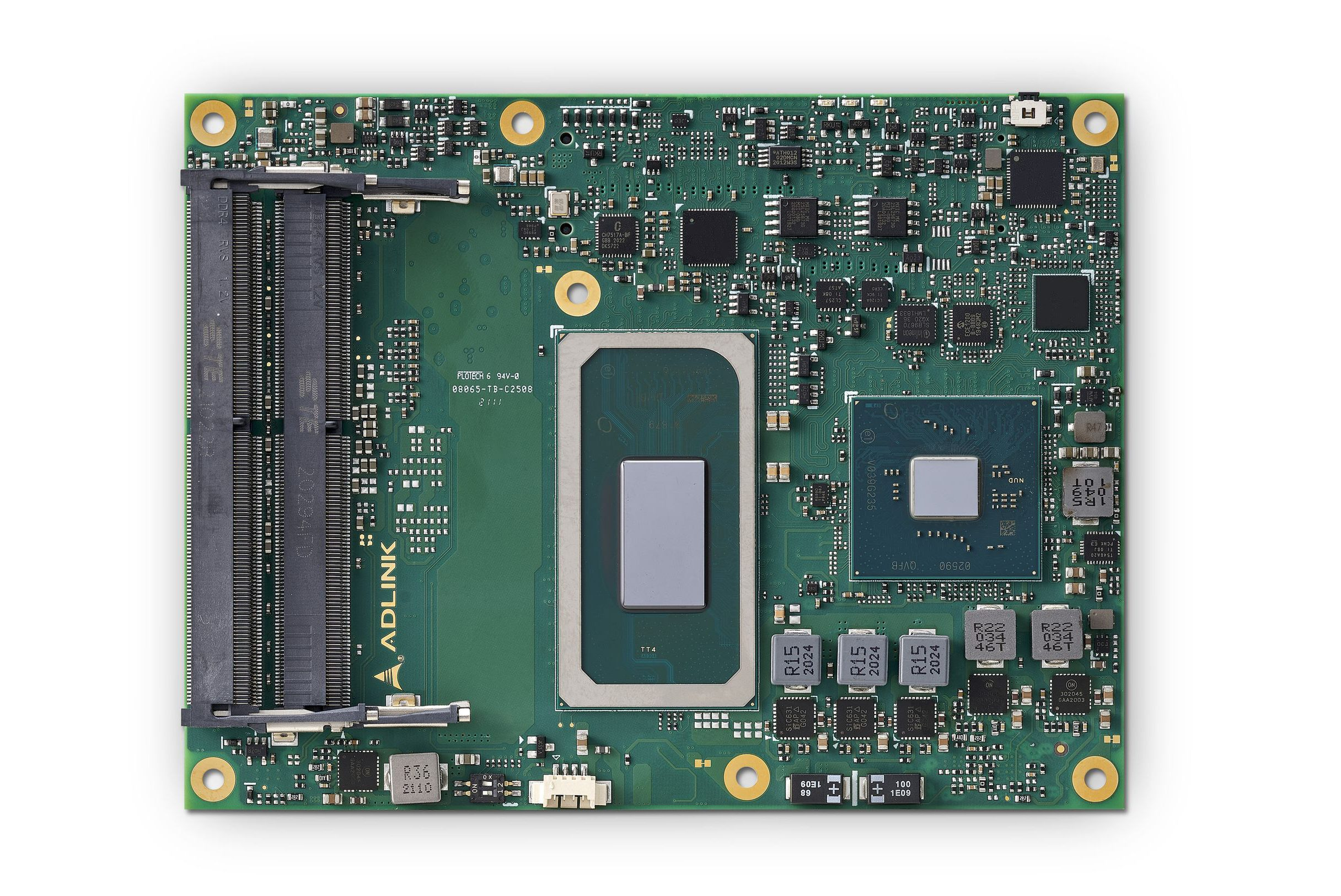 ADLINK Launches First COM Express Module Featuring Intel® Core™, Xeon® and Celeron® 6000 processors