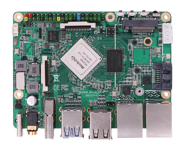 Radxa Unveils Rock 3 Model B SBC Based On Pico-ITX