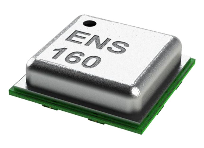 ScioSense ENS160 Digital Metal Oxide Multi-Gas Sensors