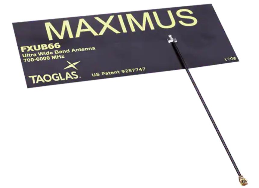 Taoglas FXUB66 Maximus Flexible Wideband 5G/4G Antenna