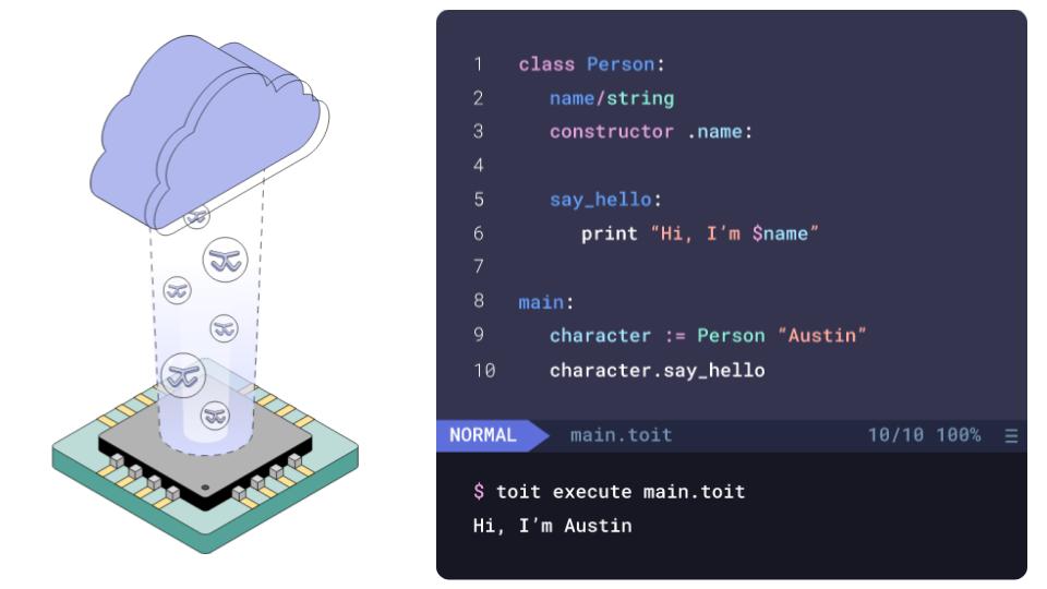 Toit APIs