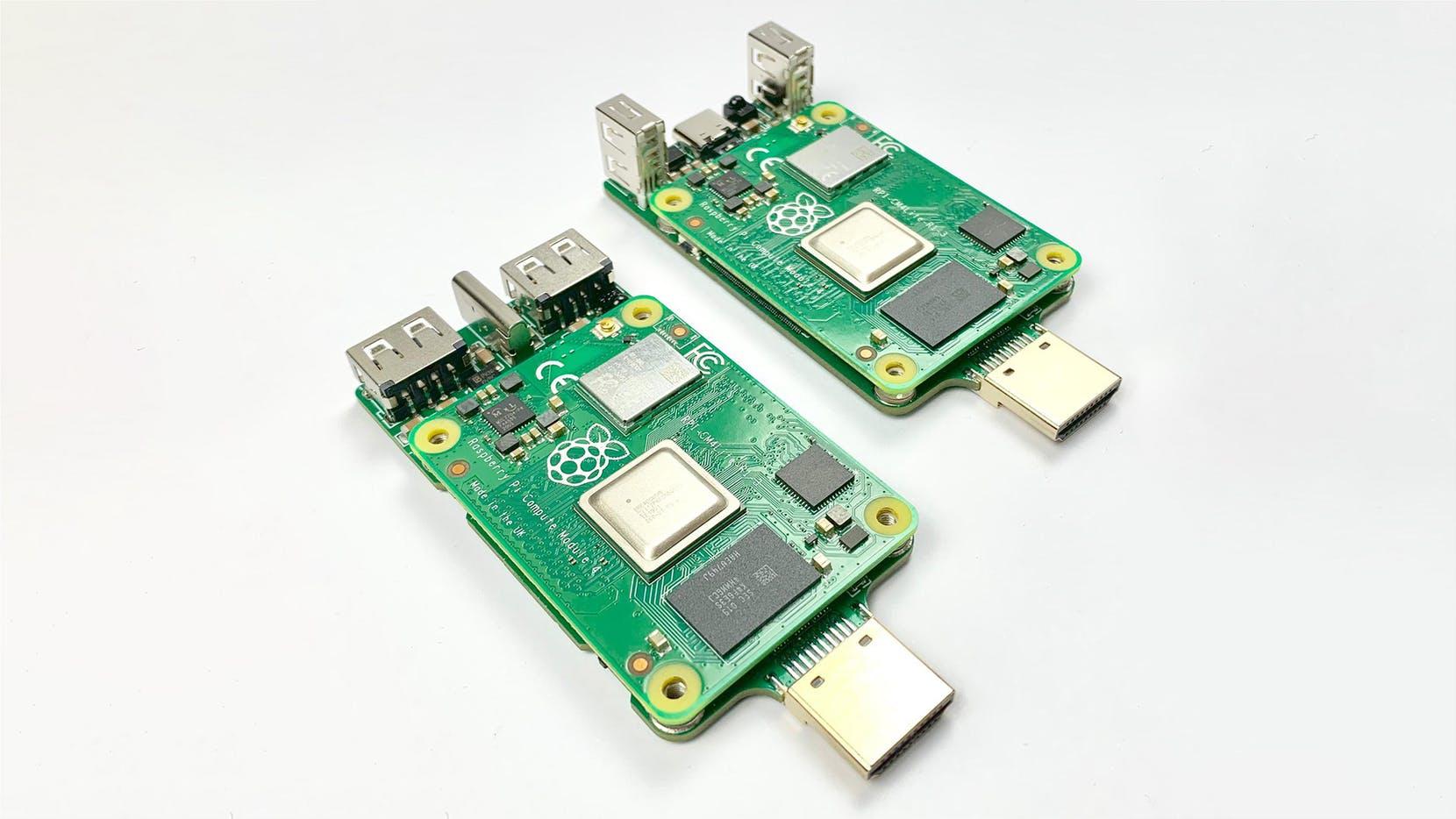 Meet the Raspberry Pi CM4 TV Stick that is better than the Raspberry Pi 4B