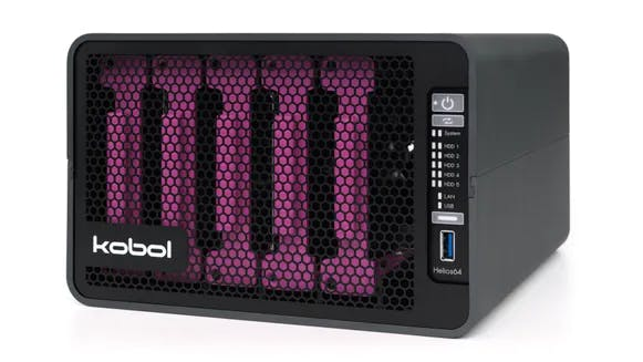 Kobol, the company behind Helios64 NAS system calls it quit and shut it's doors