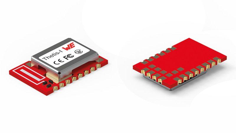 Würth Elektronik Thetis-I with Evaluation Kit