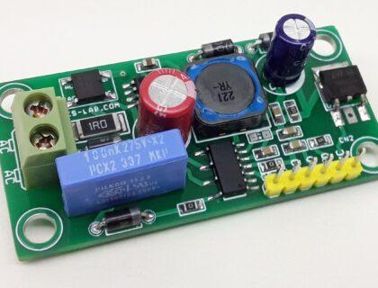 AC Voltage Zero Cross Detector