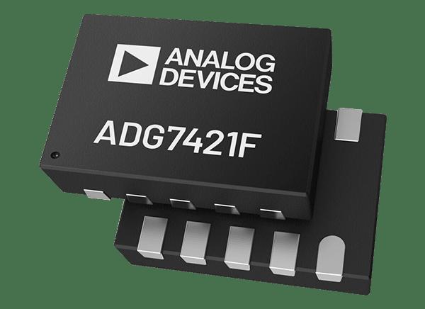 Analog Devices Inc. ADG7421F Dual Single-Pole/Single-Throw Switch