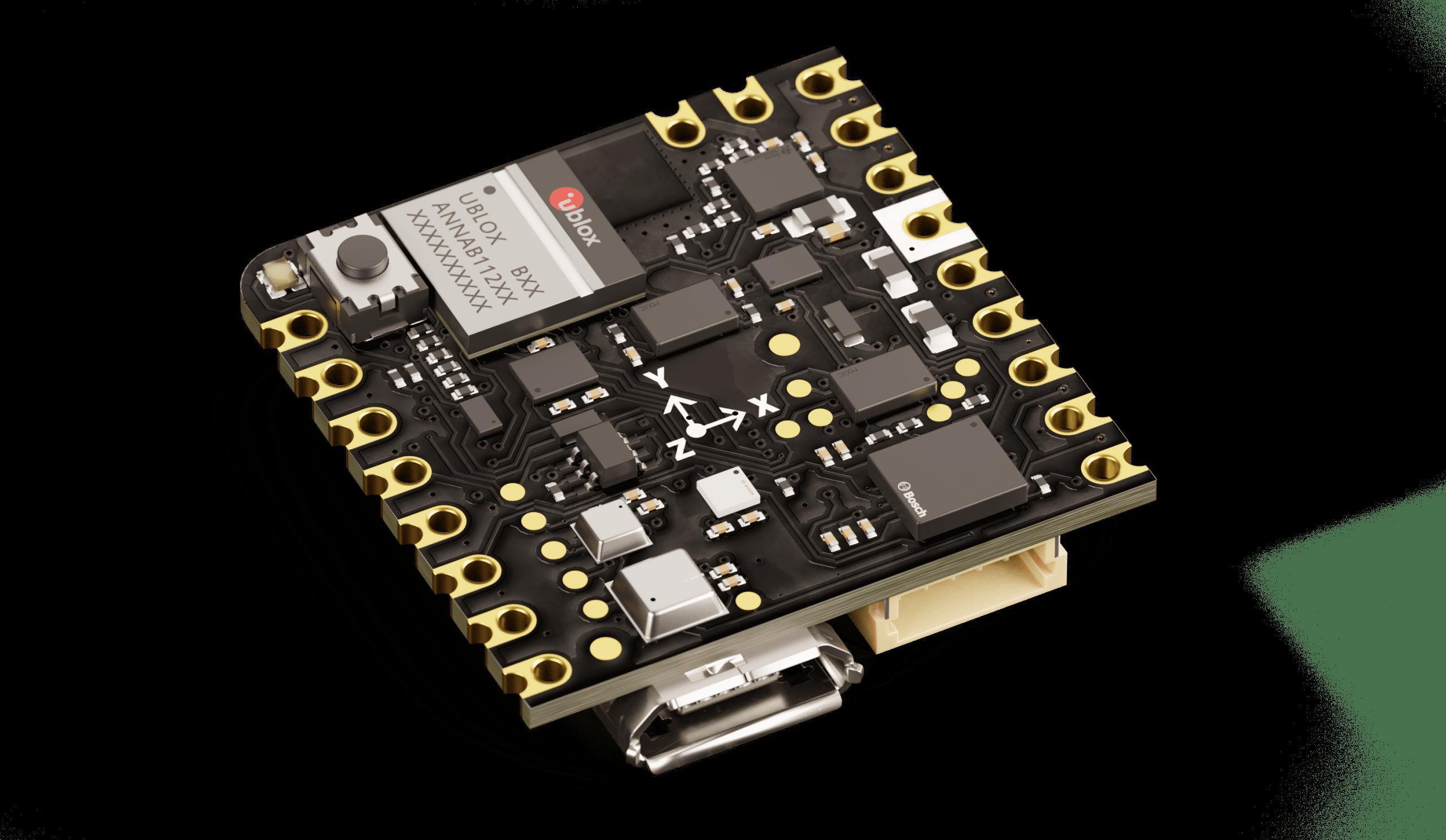 Arduino, Bosch team for smallest AI sensor board