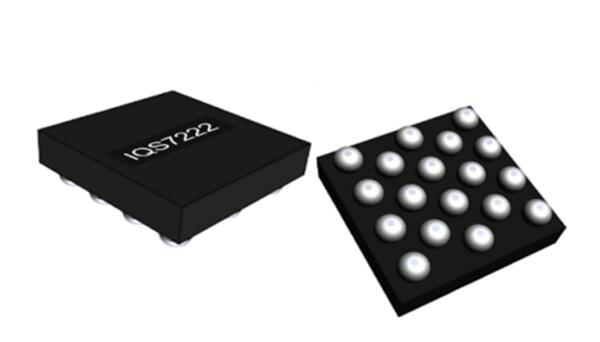 Azoteq IQS7222A ProxFusion® ICs