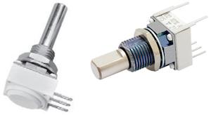 Vishay / Sfernice P11H Modular High Torque Panel Potentiometers