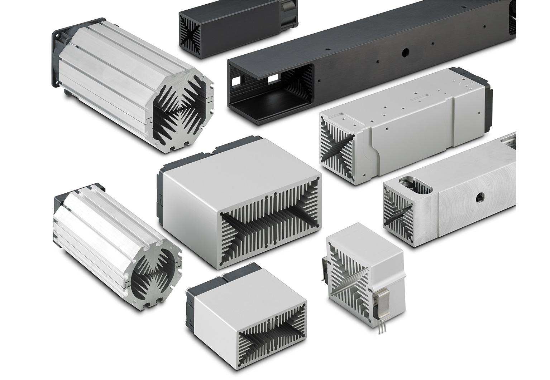 Bürklin Elektronik offers premium miniature fan units from Fischer Elektronik