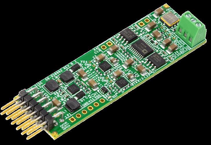 CN0531 – Programmable 20-Bit, Linear, Precision, Bipolar ± 5V DC Voltage Source