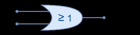 OR gate symbol