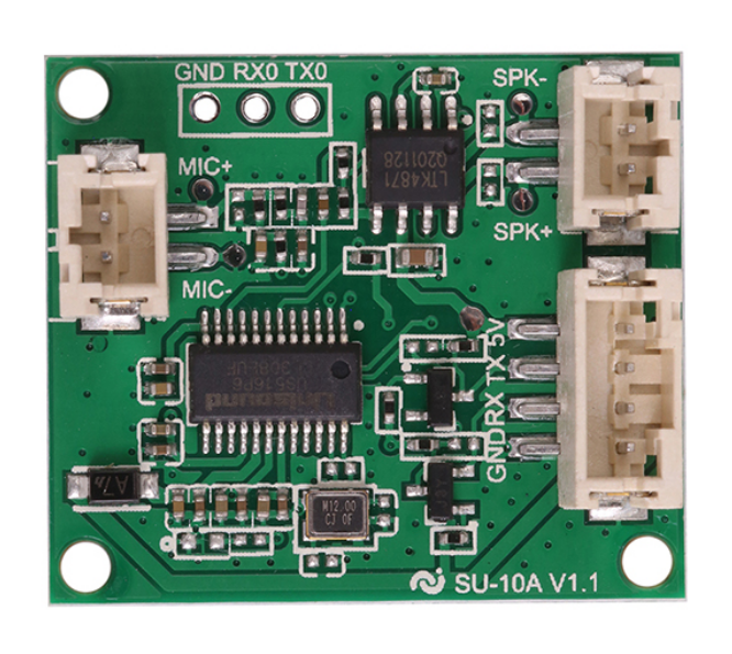 SU-10A is Offline Speech Recognition Module Dedicated to Smart Applications