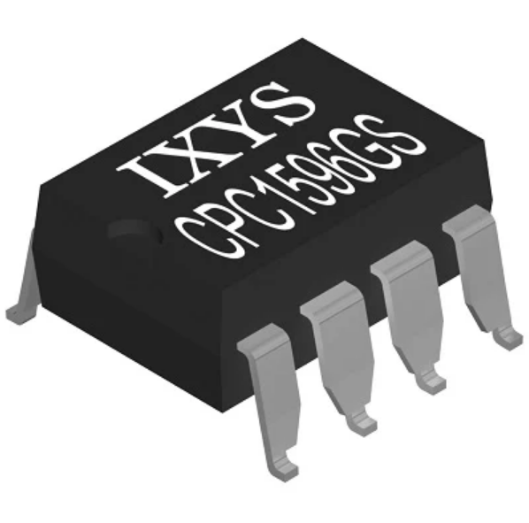 Littelfuse CPC1596 Optically Isolated Load-Biased Gate Driver