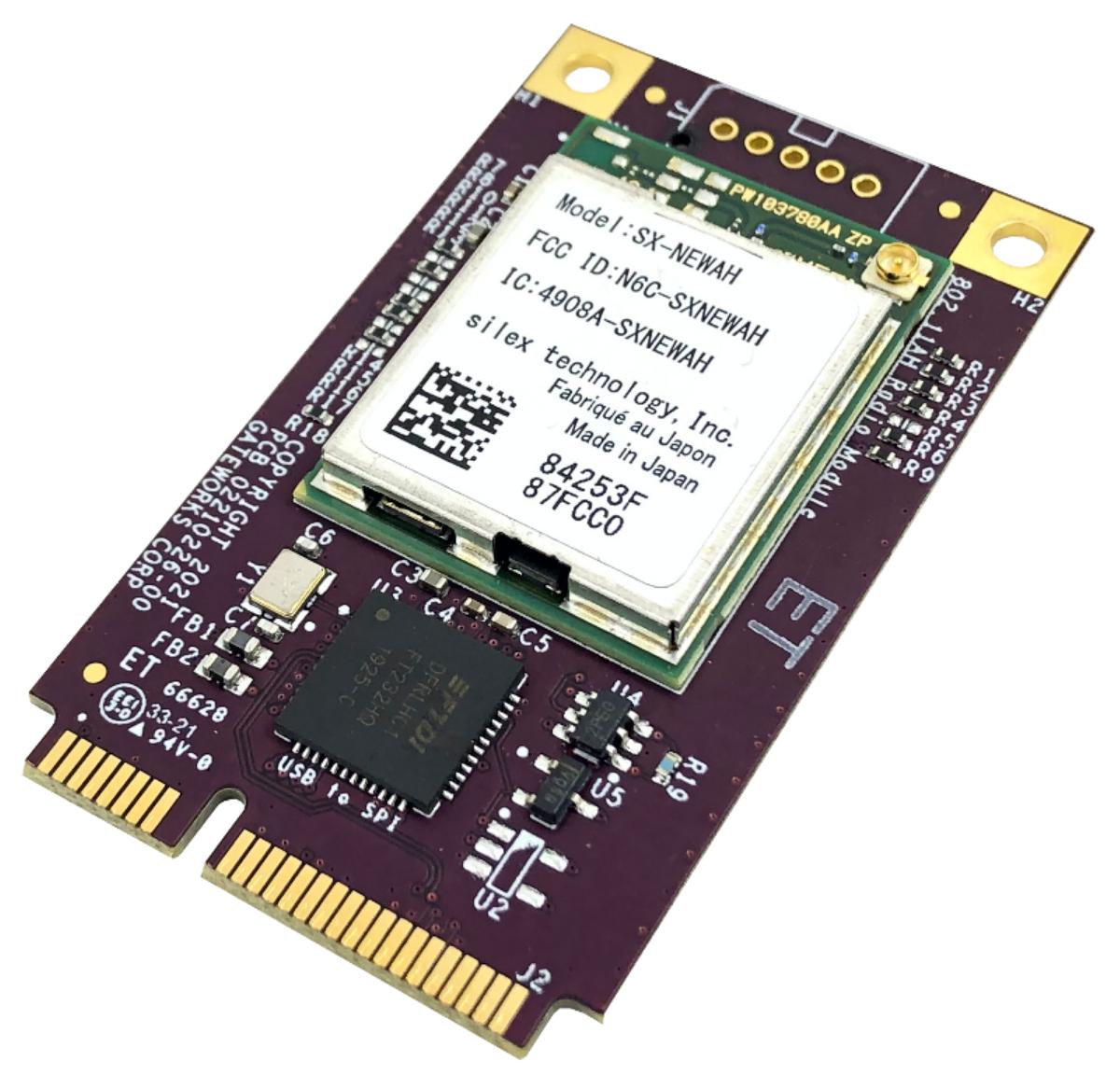 GW16146 802.11ah HaLow WiFi Mini-PCIe Radio