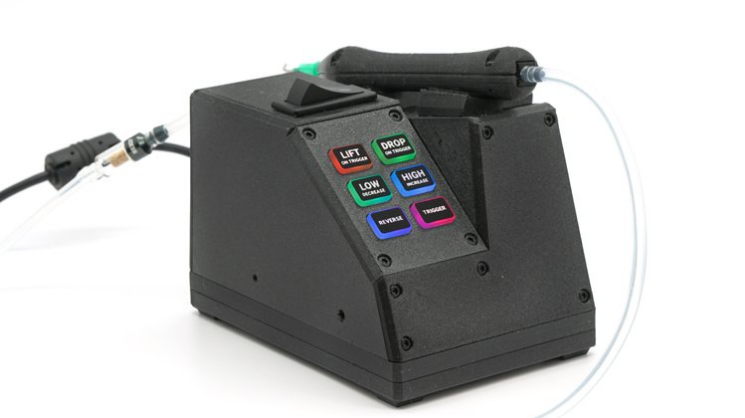 Open Source Manual Pick And Place Machine For PCB Makers