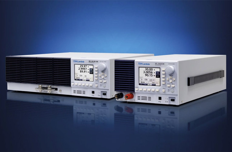 Multi-Functional Programmable DC Electronic Loads Offer Multiple Operating Modes and High-Speed Response Times